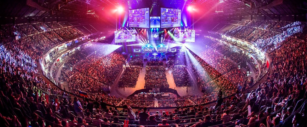 ESL one cologne - professionel CS:GO turnering.